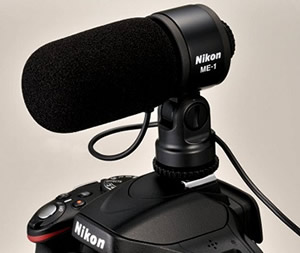 Stereo mic ME-1 image