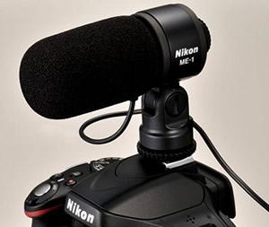 Stereo mic ME-1 image